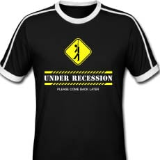 under-recession-tshirt