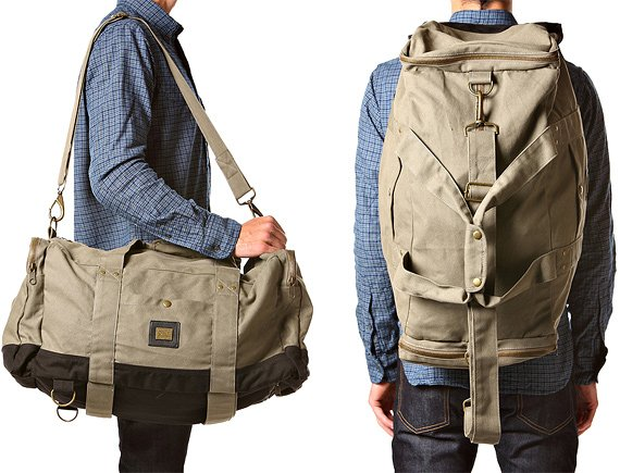 Duffle Bag Shoulder Strap 3