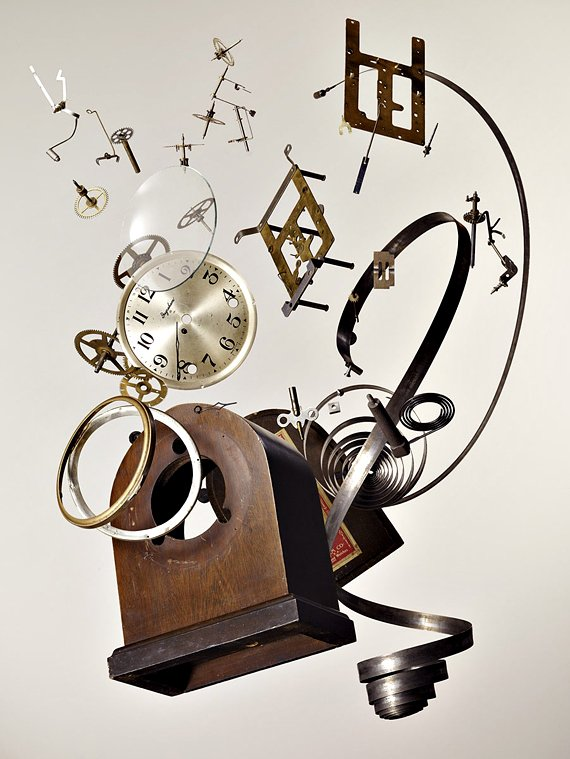 Todd McLellan Disassembly Series