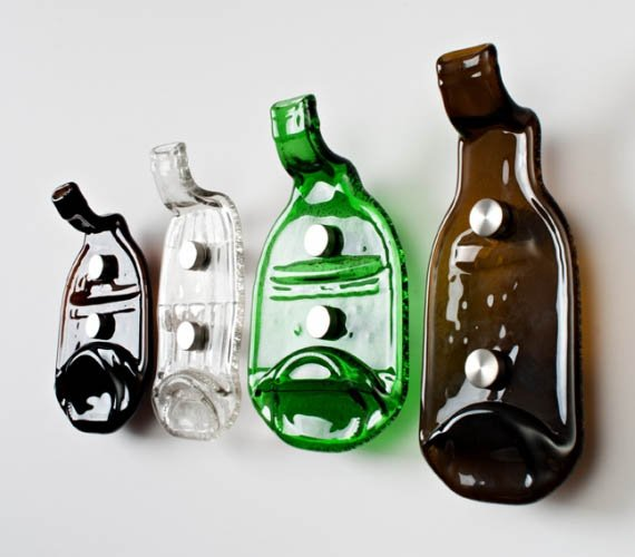 99 Bottles Coat Hooks Cool Material