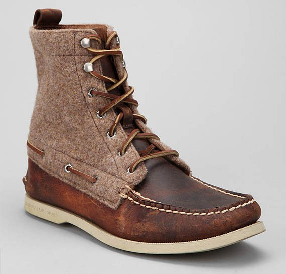Sperry Top-Sider 7-Eye Boot | Cool Material