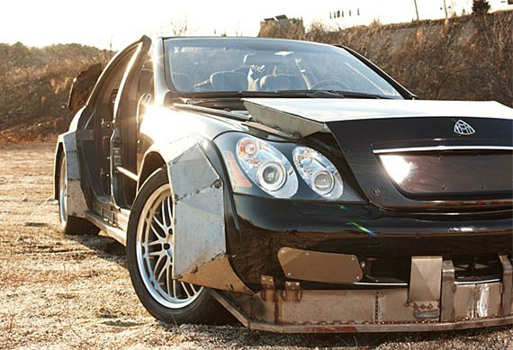"The ""Otis"" Maybach"
