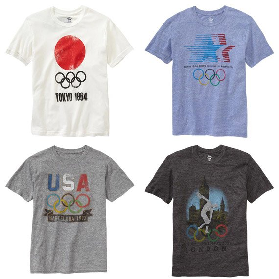 Vintage Olympic Shirts Images