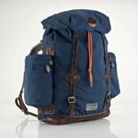 Ralph Lauren Nylon Utility Backpack