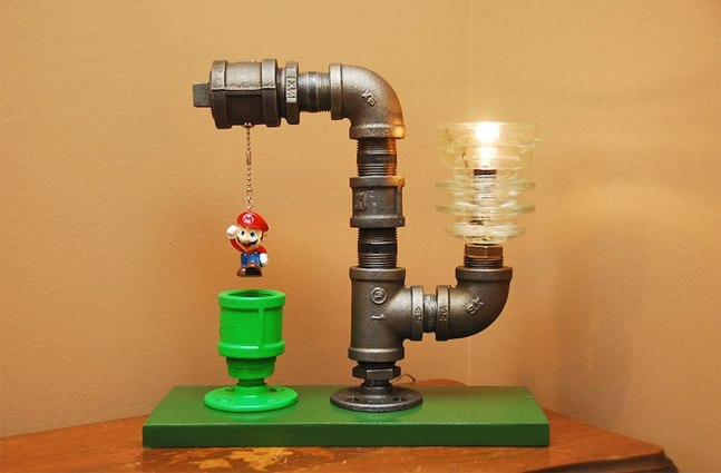 Industrial Theme Pipe Lamps | Cool Material