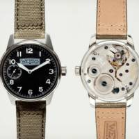 Weiss Watch Co. Field Watch