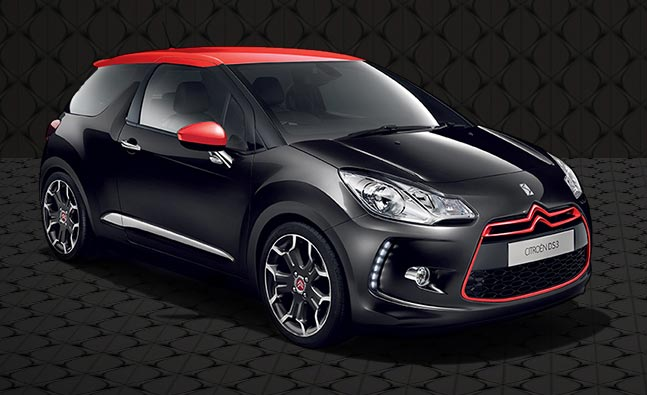 Citroen-DS3-Red