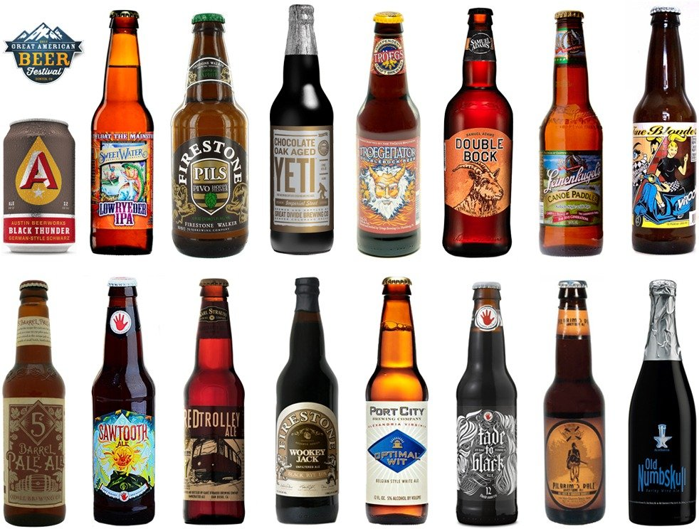 Best American Craft Beers