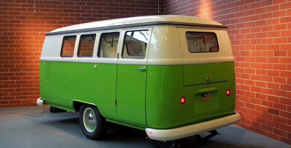 Dub Box Usa Builds Campers With A Vintage Vw Look And
