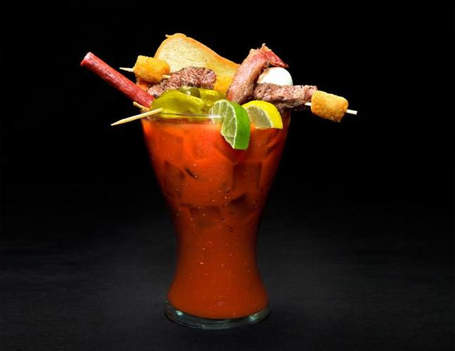 Ten Most Outrageous Bloody Marys | Cool Material