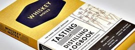WHISKEY TASTING AND DISTILLING LOGBOOK