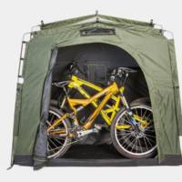 The YardStash III Is Perfect For Storing Your Bike Outside