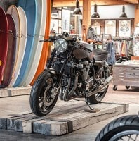 Deus Ex Machina's Project X Is Inspired By Racers From the 70s