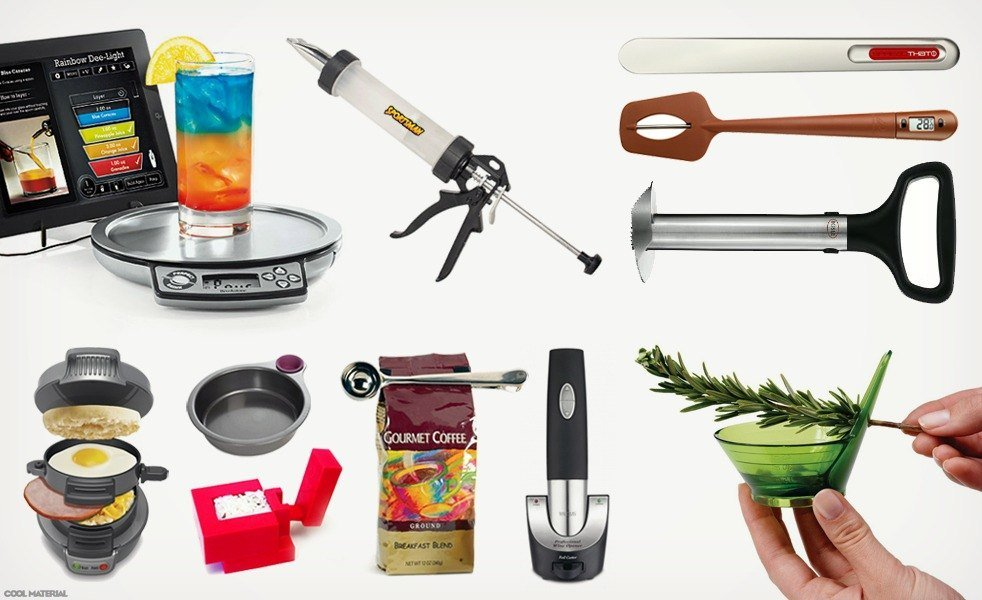 Goods Kitchen Gadgets You Never Knew You Needed Cool Material