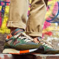 J.Crew and New Balance Created Another Awesome Pair of Sneakers