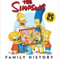The Simpsons Family History Charts 25 Years of Life in Springfield