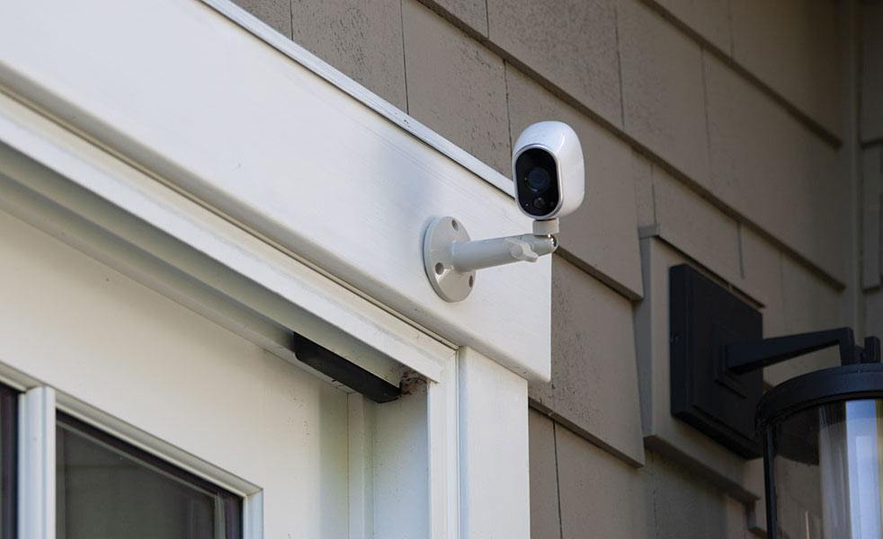 Hd camera for home security