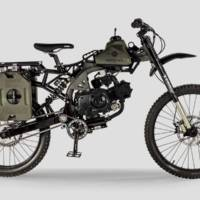 The Survival Bike Was Made for the Zombie Apocalypse