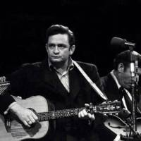 Never Seen Before Photos of Johnny Cash at San Quentin Prison