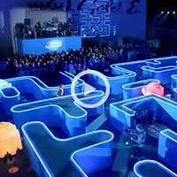 Bud Light's Super Bowl Commercial Features a Real-Life Game of Pac-Man