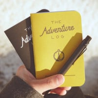 The Adventure Log Will Help You Remember a Lifetime of Adventures
