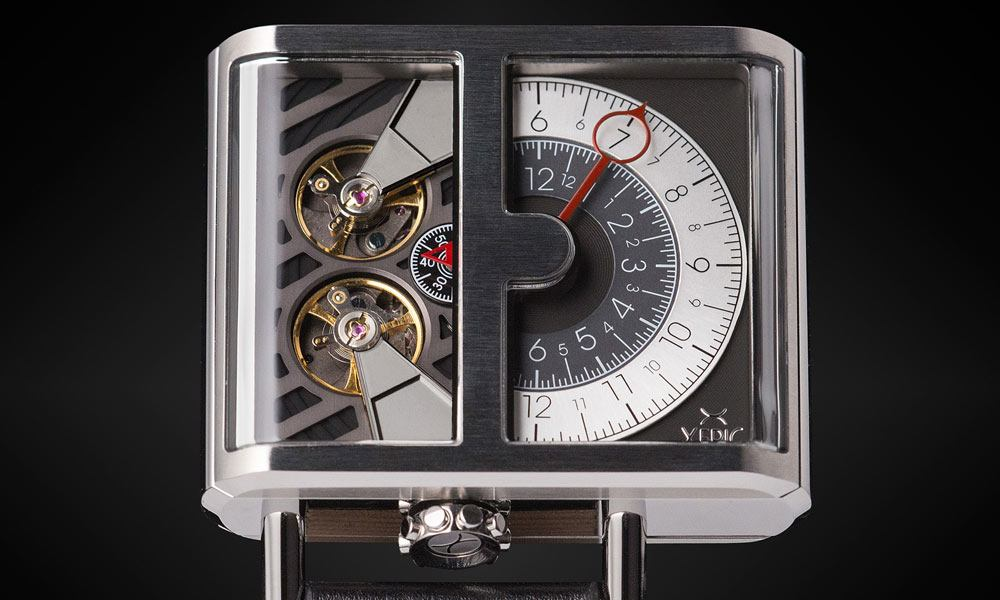 Xeric soloscope automatic watch cool material for Watches xeric
