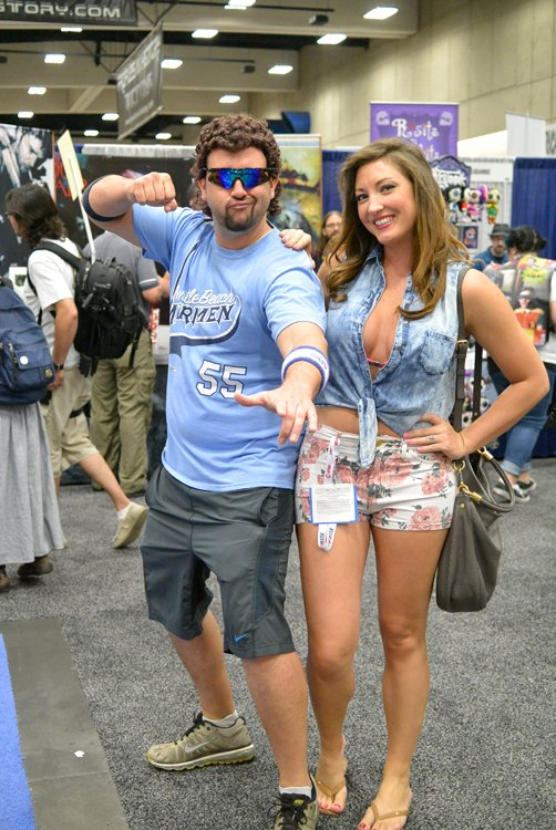 Kenny Powers cosplay