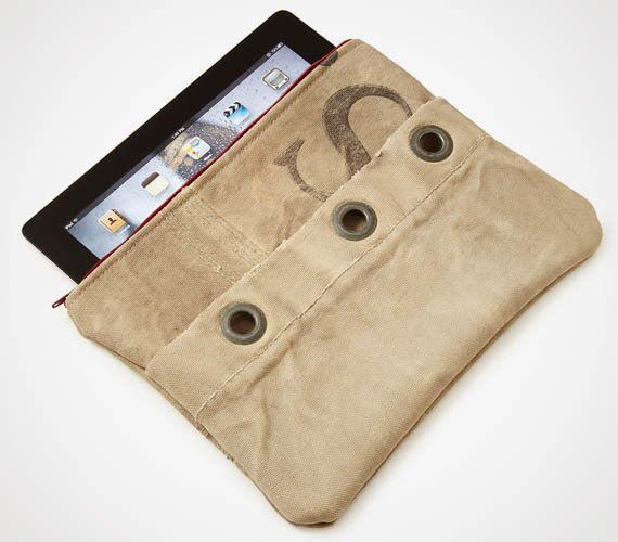 recycled-mail-sack-ipad-case