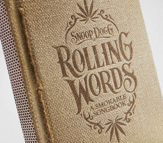 Rolling Words Snoop Doggs Smokable Song Book