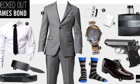 Decked Out James Bond