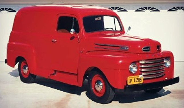 1948-Ford-F-Series-Panel-Truck