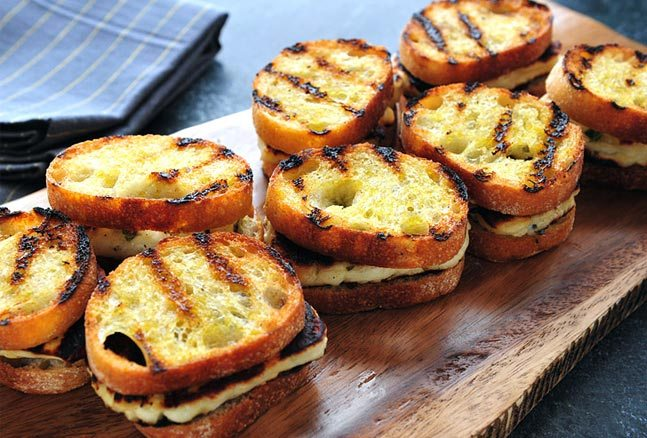Grilled-Cheese-Sliders