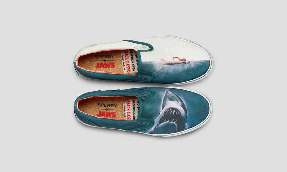 Sperry x 'Jaws' Boat Shoes | Cool Material