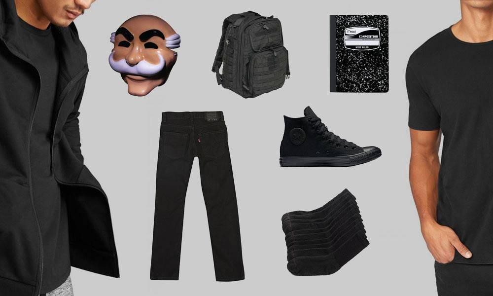Wear This Mr Robot Cool Material