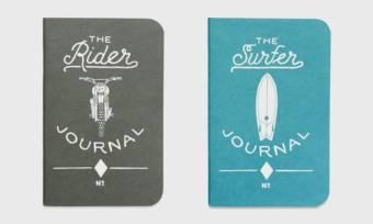 IronxResin-Word-rider-surfer-journals