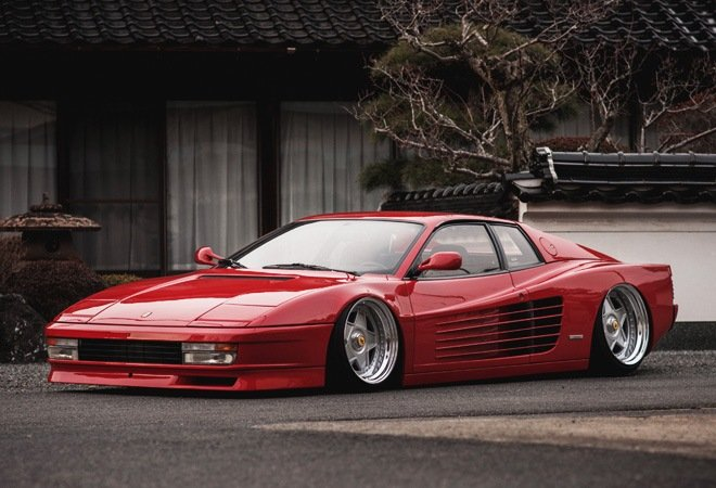 Cool Sports Cars Ferrari: Cool Cars From The '80s