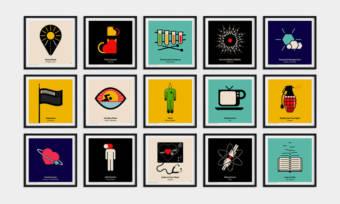 Pictogram-Vinyl-Posters