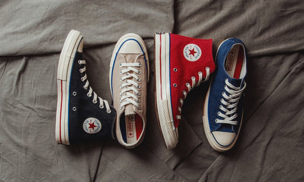 Bello Lungo disconnesso  Converse Chuck Taylor '70s Vintage Collection | Cool Material