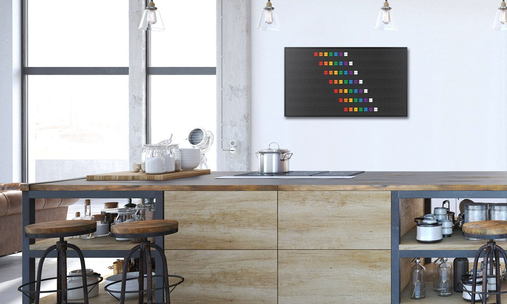 Vestaboard-Is-a-Connected-Split-Flap-Display-For-Your-Home-5