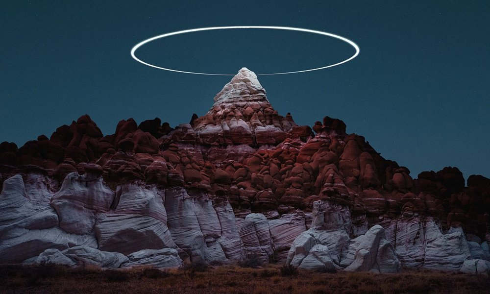 Reuben Wu Drone Landscape Photography Cool Material