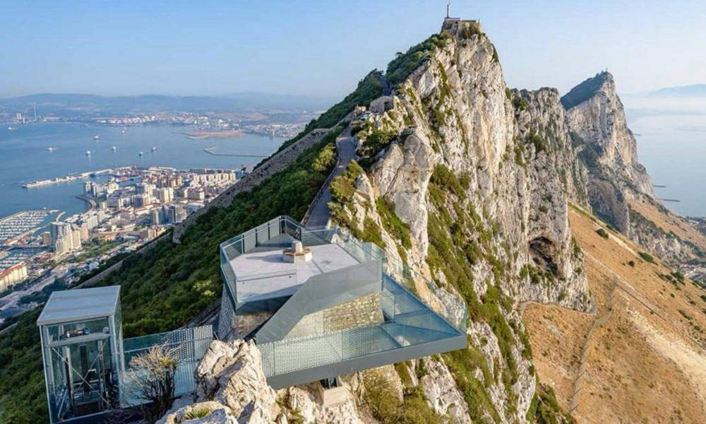 Gibraltar-Skywalk-Is-a-Former-WWII-Military-Lookout-1