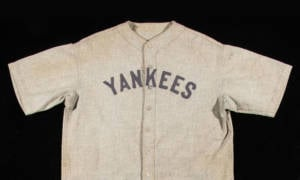 A-Rare-Game-Worn-Babe-Ruth-Jersey-Is-Expected-to-Fetch-4-5M-at-Auction-1