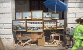 Banksy-Century-Old-Art-Exhibition-in-Venice