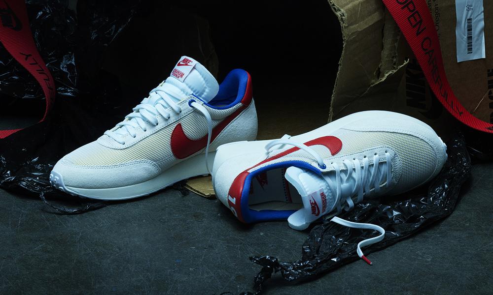 "vertical codo exageración  Nike & ""Stranger Things"" Collection | Cool Material"