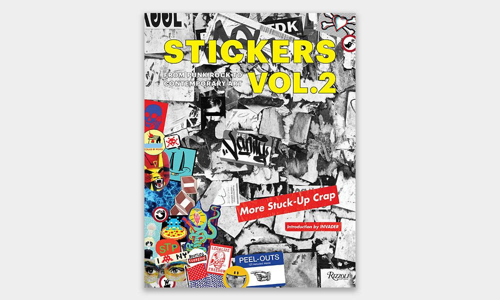 Stickers-Vol-2-From-Punk-Rock-to-Contemporary-Art-aka-More-Stuck-Up-Crap