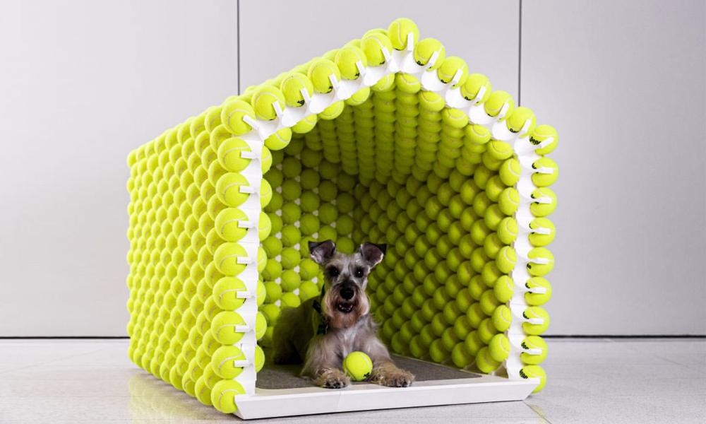 Dog-House-3D-Printed-Tennis-Balls