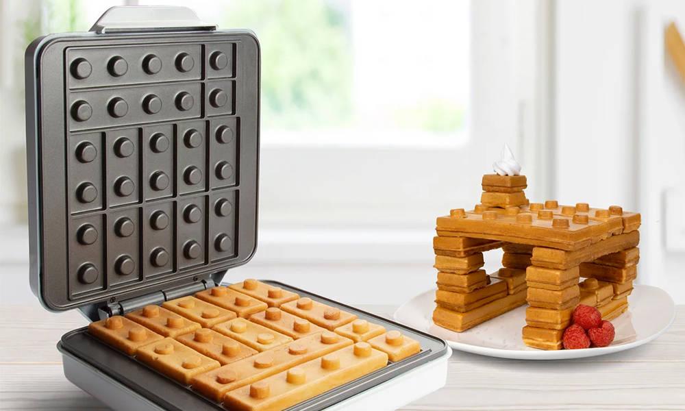 Building-Brick-Waffle-Maker