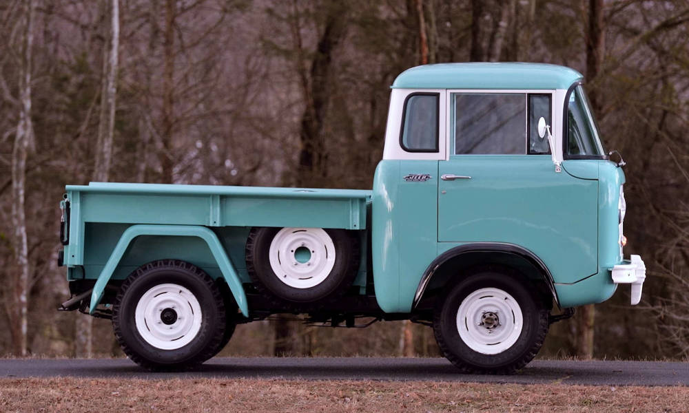 Fully-Restored-1957-Willys-FC-150-Auction