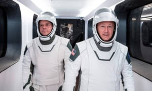 SpaceX-Spacesuits