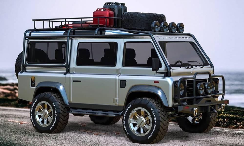 Samir-Customs-Land-Rover-4x4-Adventure-Van-Defender-Custom